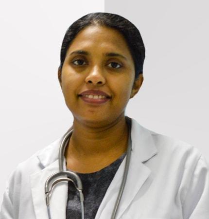 Dr. Tina Ann John